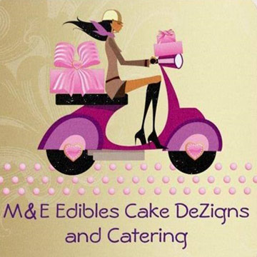 M&E Edibles Cake DeZigns and Catering